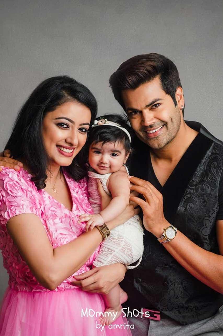 Ganesh Venkatraman Baby Photos