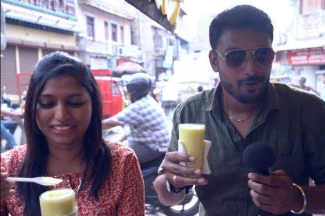 North chennai Street Food