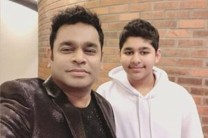 AR RAHMAN - Latest stills