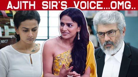 Shraddha Srinath Interview