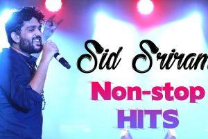 Sid Sriram Live Performance
