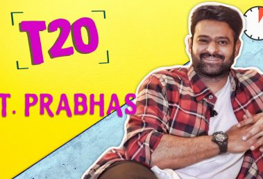 Prabhas Interview