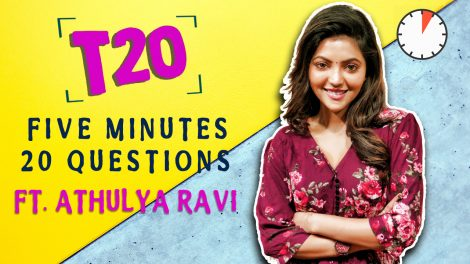 T20 Athulya Ravi