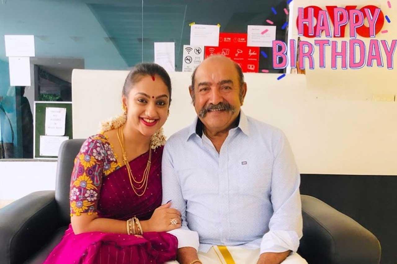 Vijayakumar Birthday Photos
