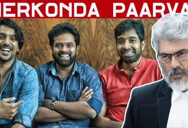 Nerkonda Paarvai Interview