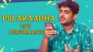 Sid Sriram Pularaadha Live Performance