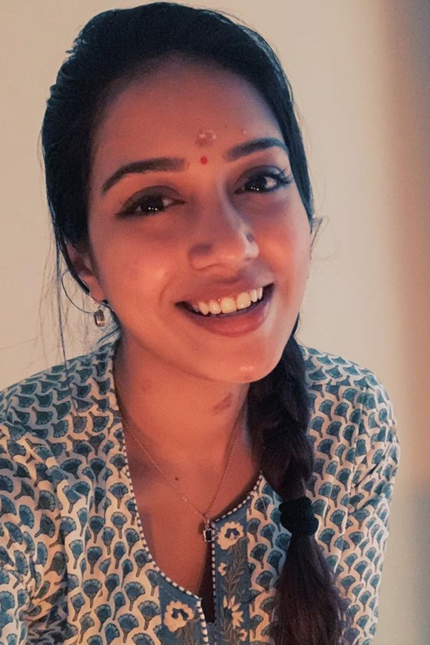 Actress Nivetha Pethuraj - Vinayagar Chathurthi celebration