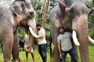 Arav New Photos