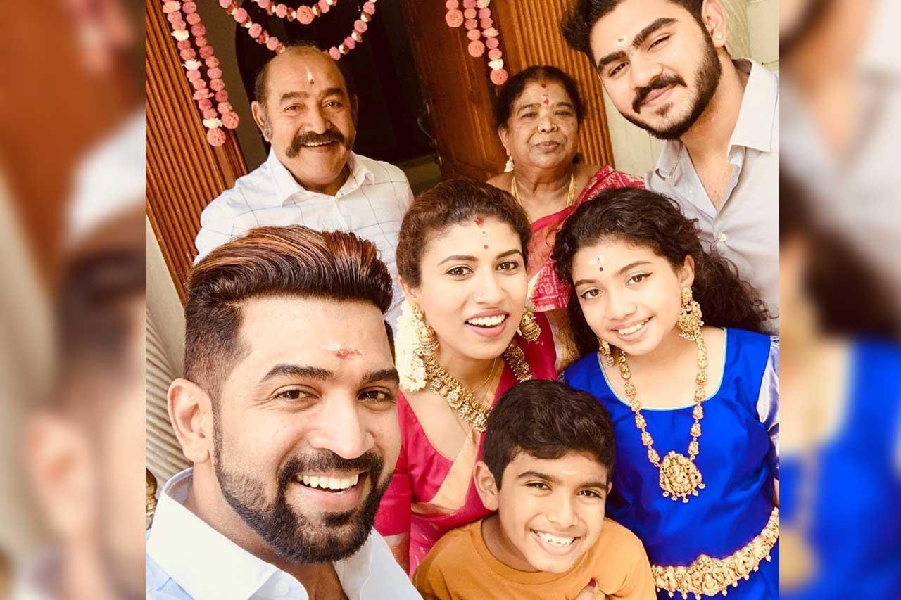 Arun Vijay Photos