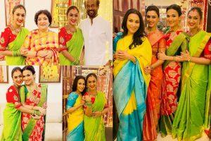 Golu celebration Rajinikanth Home