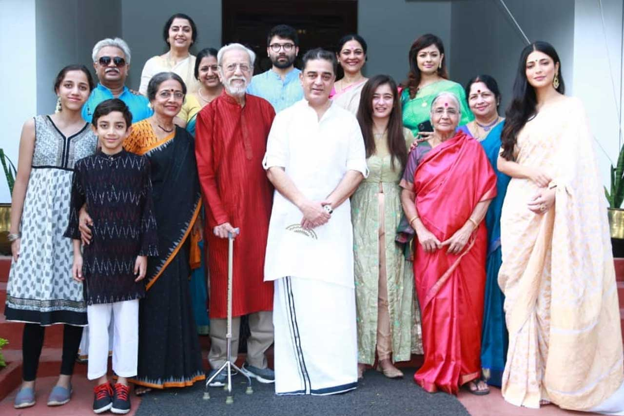 Kamal Hassan Birthday Photos