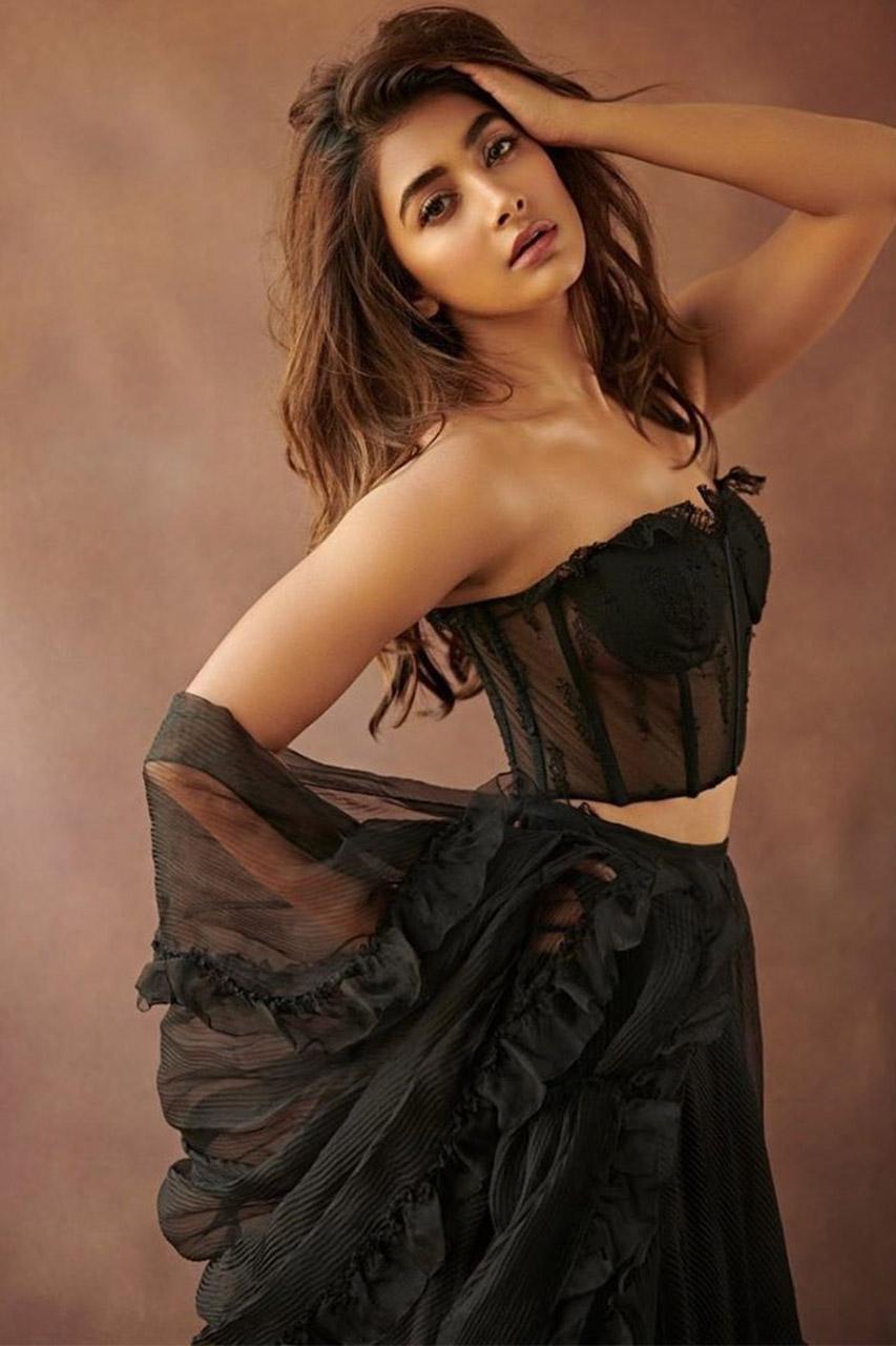 Pooja Hegde New Photoshoot