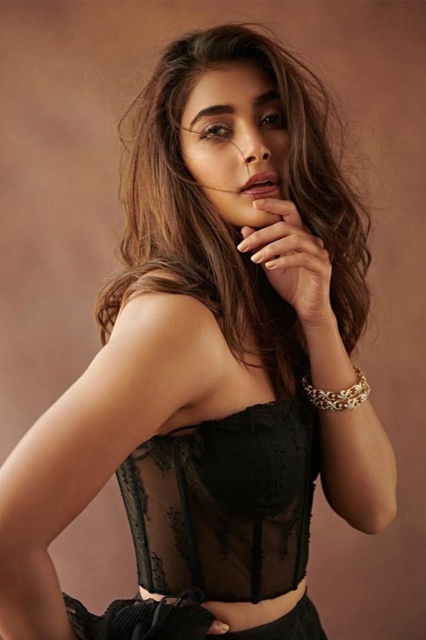 Pooja Hegde New Photoshoot