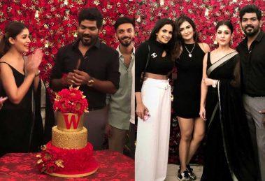 Vignesh Shivn Nayanthara Birthday