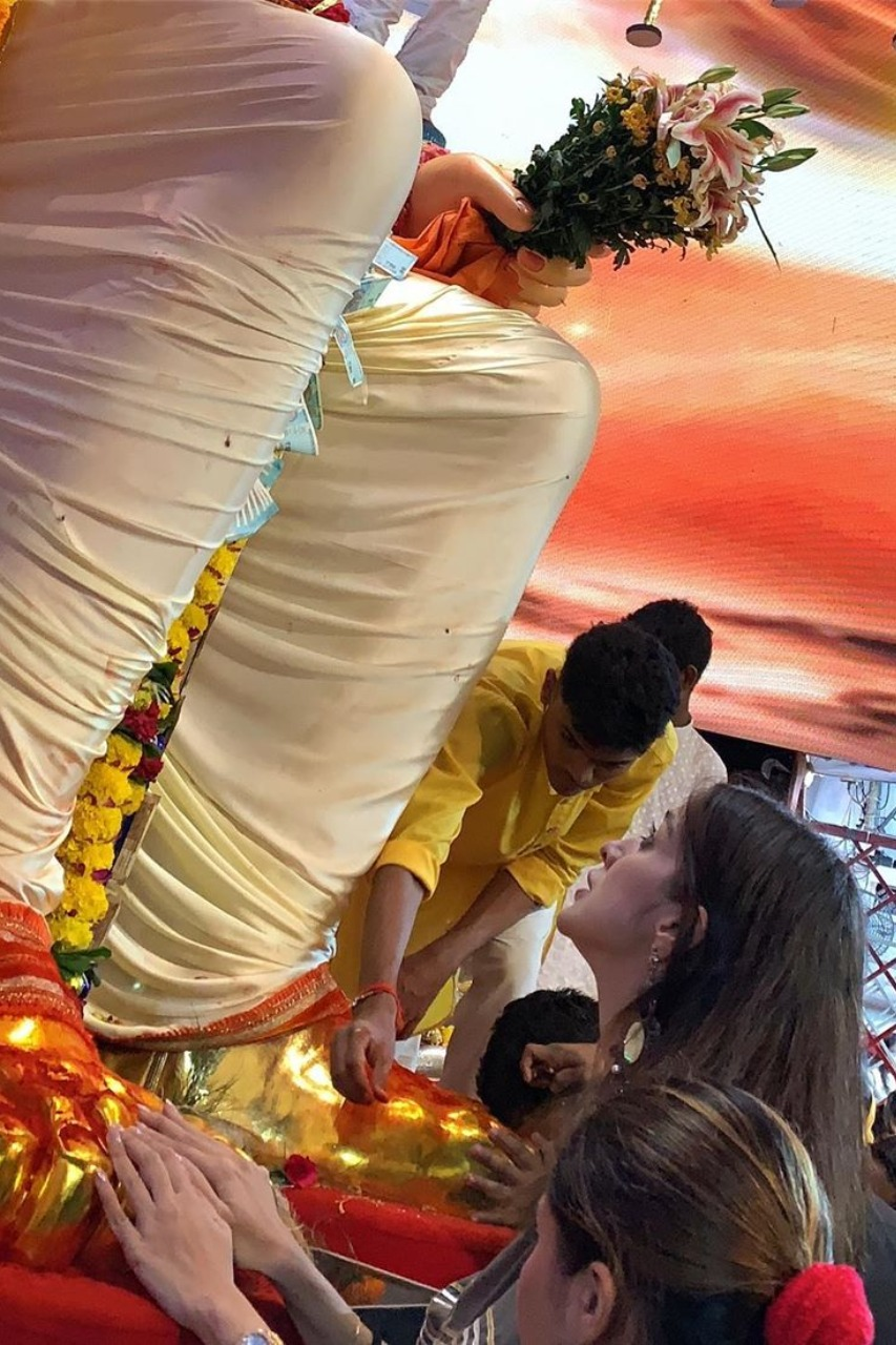 Rai laxmi - Vinayagar Chathurthi