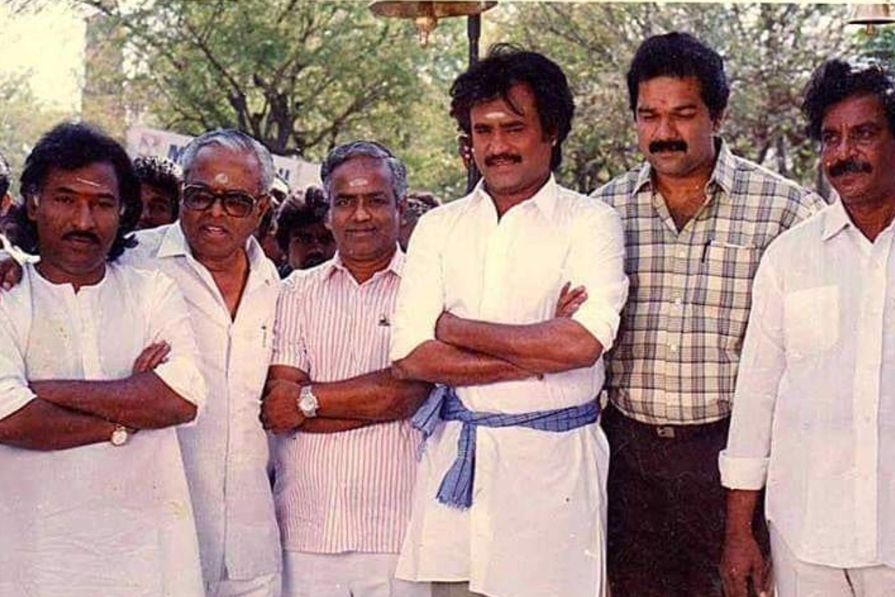 Rajinikanth Throwback
