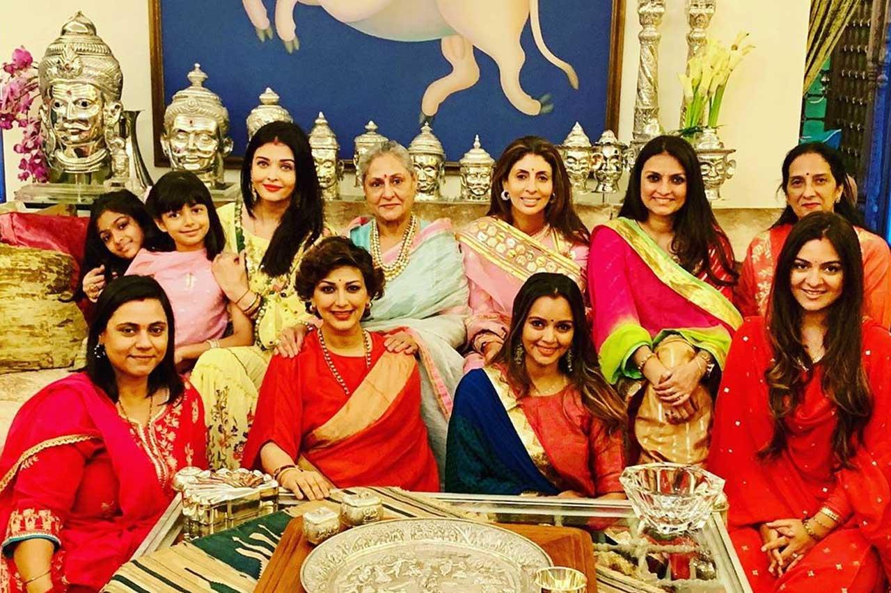 Aishwarya Rai Karwa Chauth