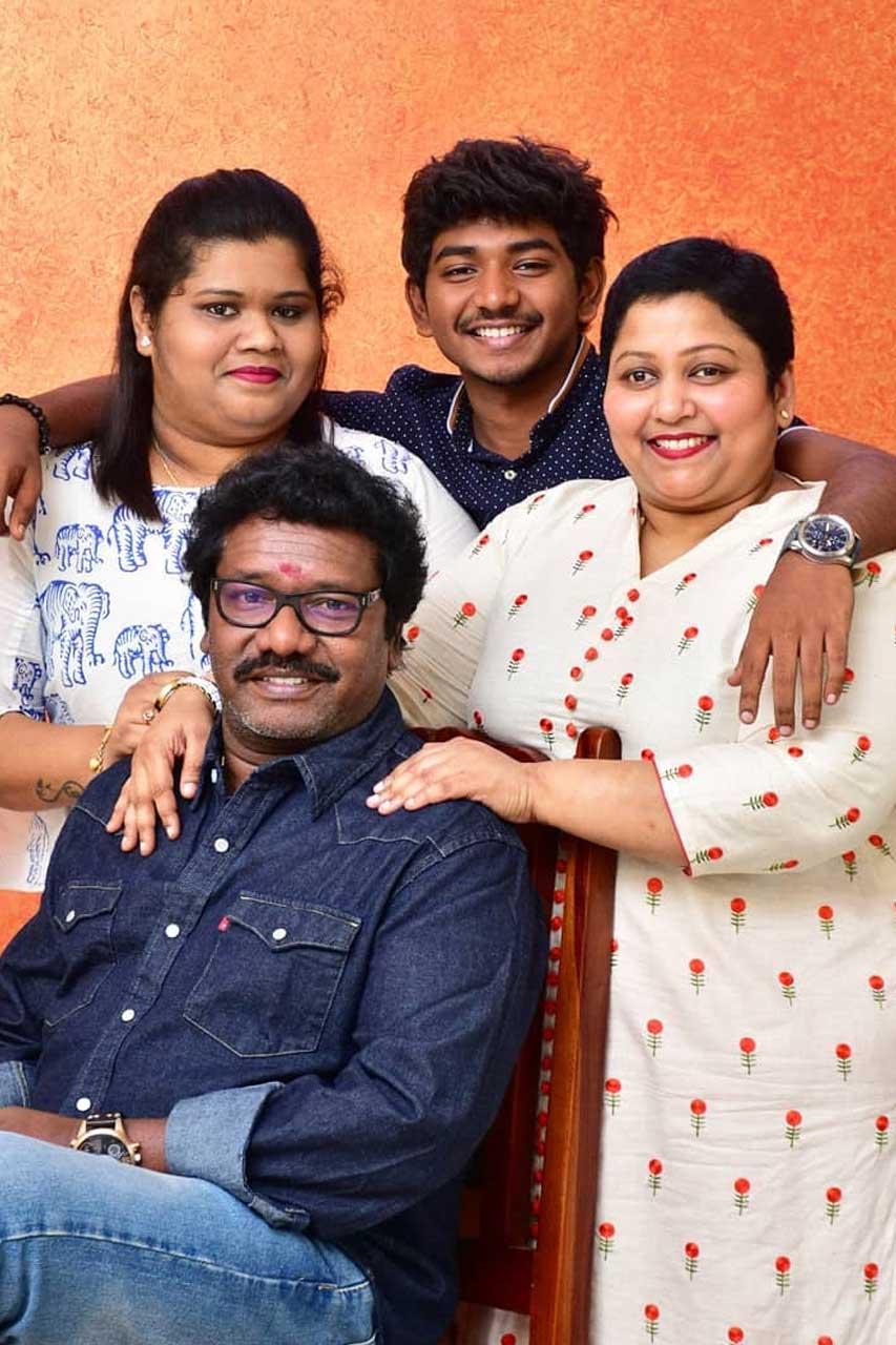 Karunas Family