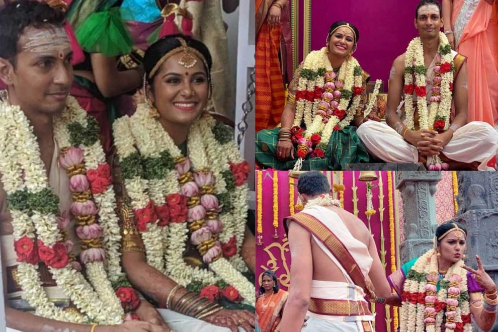 lakshmi priya chandramouli wedding