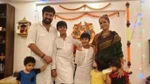 Simran Family
