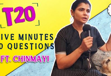 Chinmayi Interview