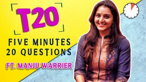 Manju Warrier Interview