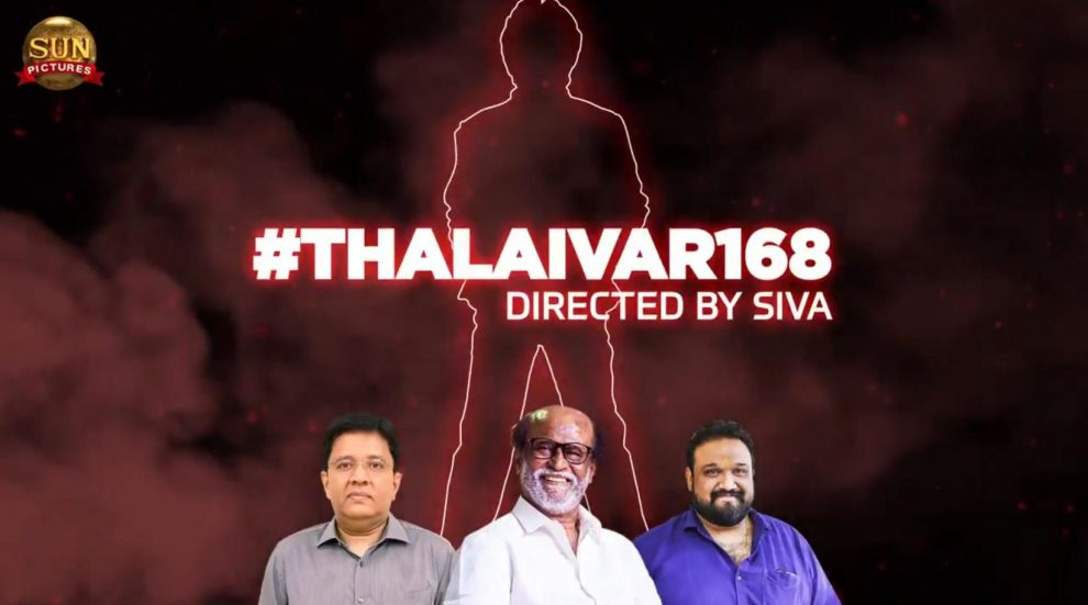 Thalaivar 168 by Sun Pictures