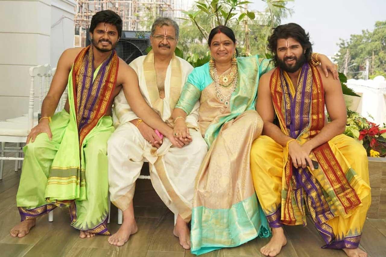 Vijay Deverakonda Photo