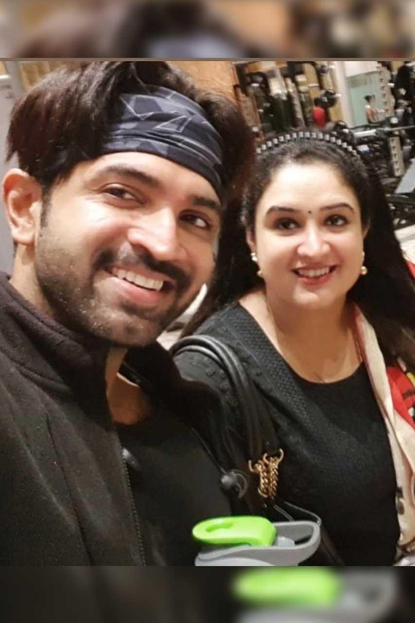 Arun vijay sister