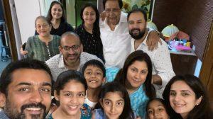 Jyothika family