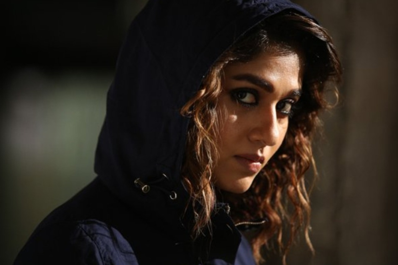 Lady Superstar Nayanthara from Imaikka Nodigal