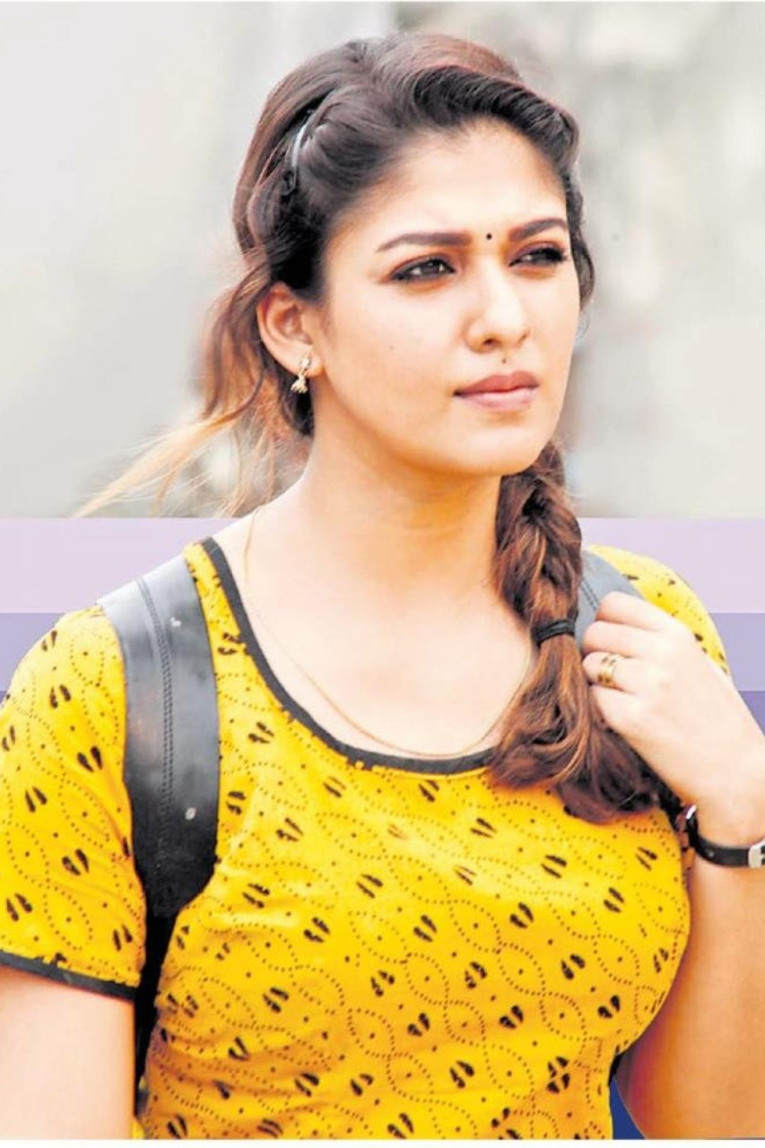Lady Superstar Nayanthara from Kolamavu Kokila