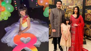 Aishwarya Raai Bachchan Family