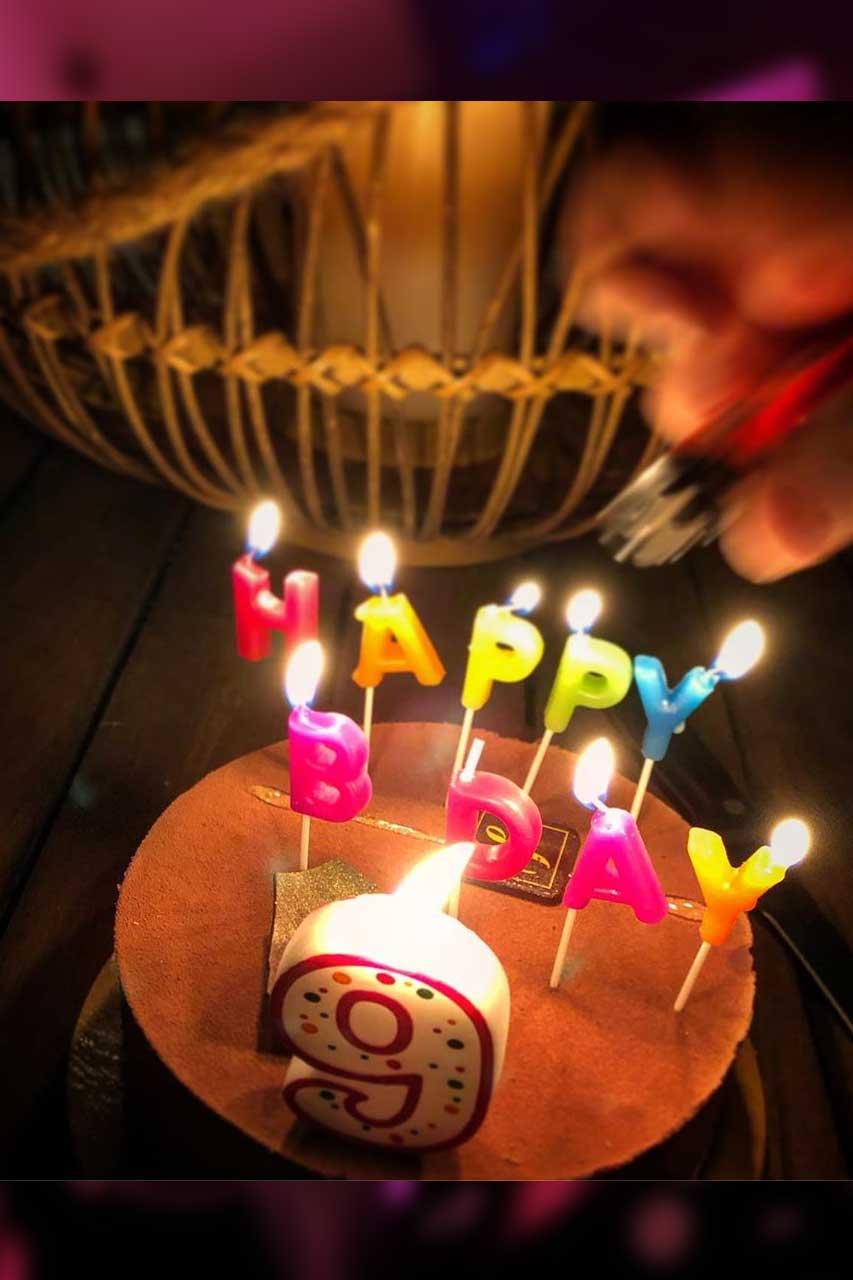 Nayanthara birthday celebration