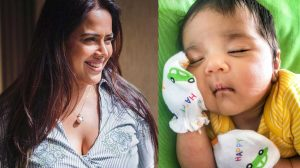 Sameera Reddy DAughter