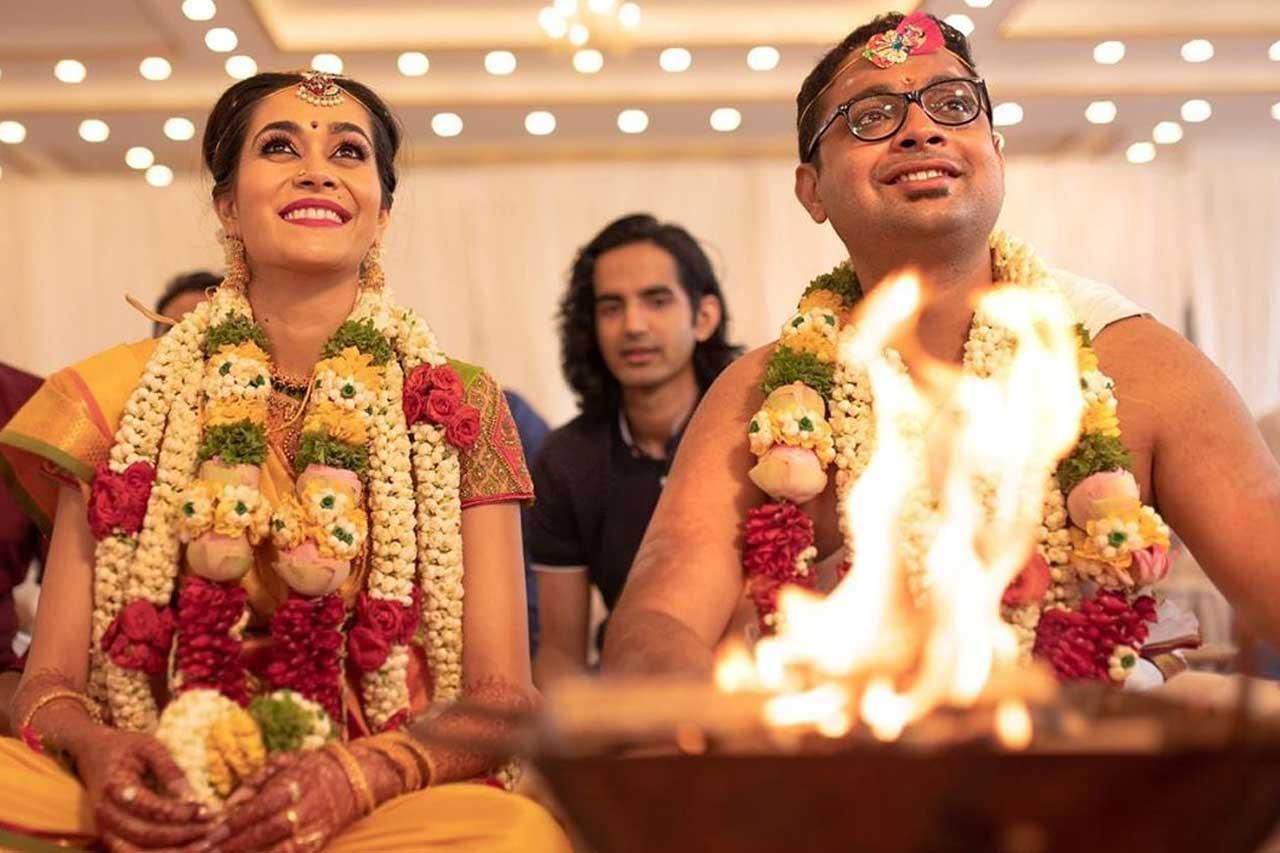 vivek Siva Wedding photos