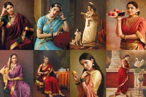 Ravi Varma Painting Gallery