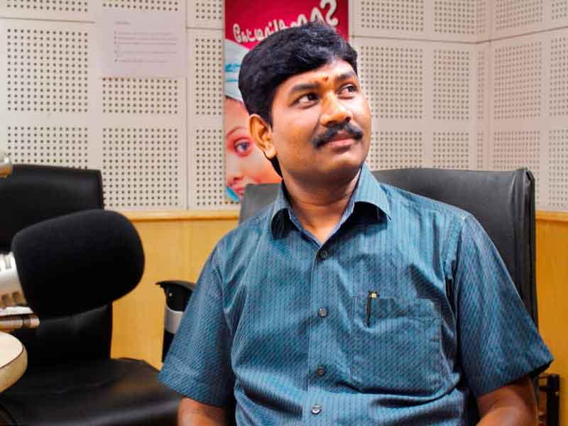 RJ N Selvaraj